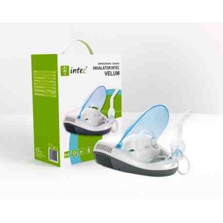 Inhalator kompresorowo-tłokowy INTEC Velum