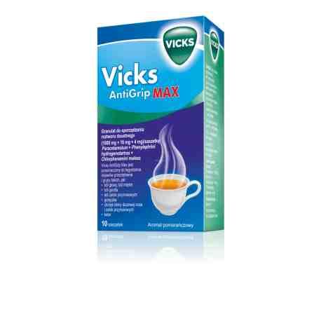 Vicks Antigrip Max