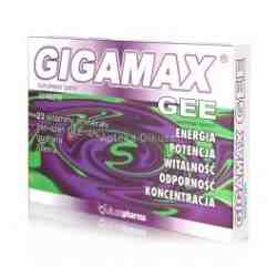 Gigamax GEE x 30tabl.