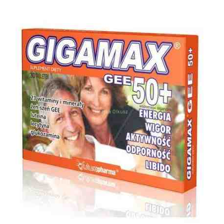 GIGAMAX GEE 50 +