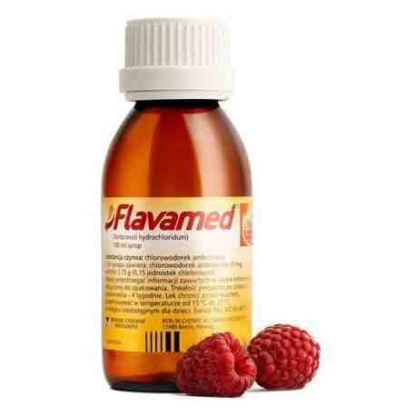 Flavamed syrop 100 ml
