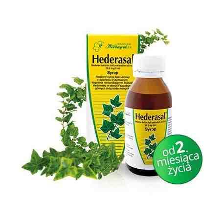 Hederasal syrop 125 g
