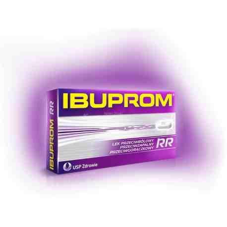 Ibuprom RR 0.4g x 24 tabl.