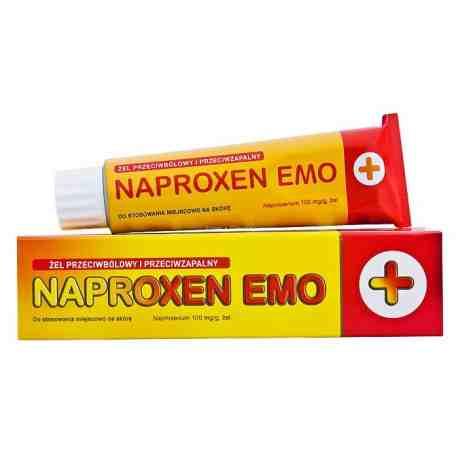 Naproxen EMO żel 100g