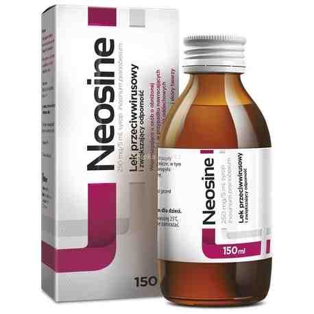 Neosine syrop 150ml POL