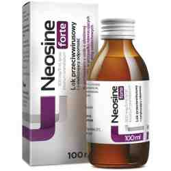 Neosine forte syrop 100ml