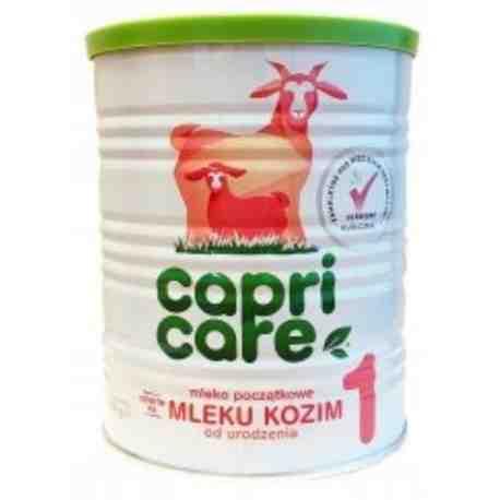CAPRICARE 1 Mleko kozie następne