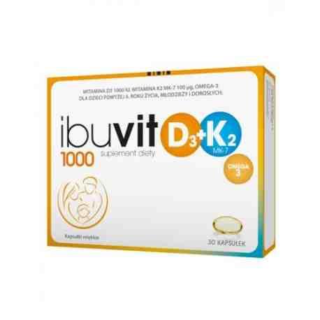 IBUVIT D3+K2
