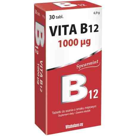 Vita B12 1000 μg