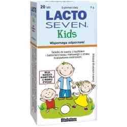 Lacto Seven Kids 20tab.