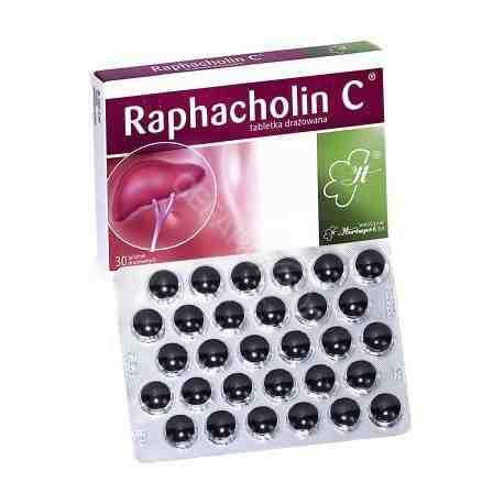 Rapacholin C x 30tabl.