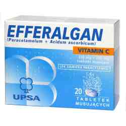 Efferalgan C 16tabl. musujących