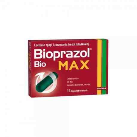 Bioprazol Max x14 kaps.