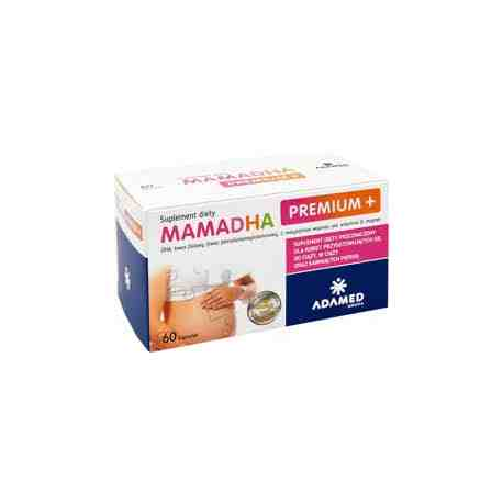 MAMADHA Premium x 60 tabl.