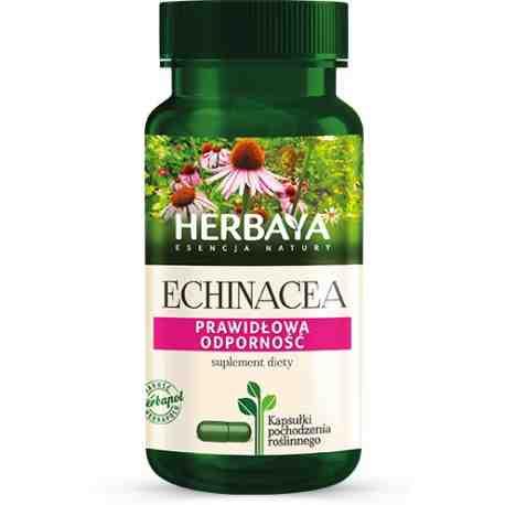 HERBAYA Echinacea x 60 kaps.