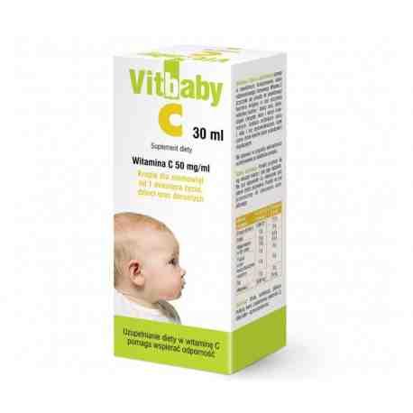 VITBABY 30ml witamina C w kroplach