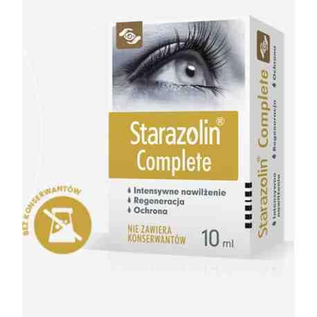 STARAZOLIN COMPLETE x 10ml