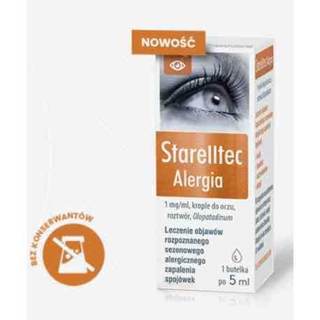 STARELLTEC ALLERGIA