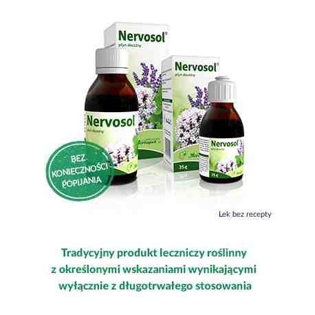 Nervosol x 35 ml