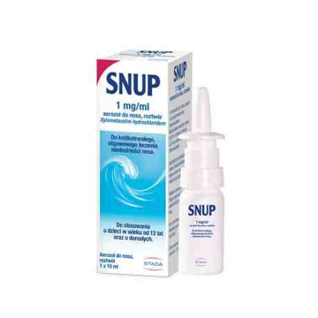 SNUP areozol 1mg/ml 10ml