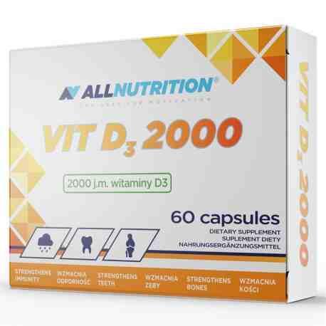 ALLNUTRITION WIT.D x 60 kaps.
