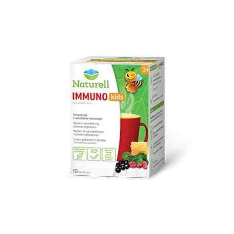Naturell Immuno kids 10 sasz.