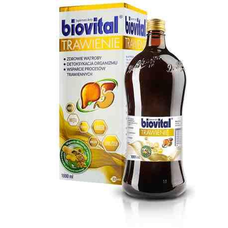 Biovital Trawienie 1000ml