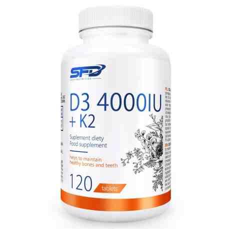 SFD wit. D 4000+K2 x 120 tabl.