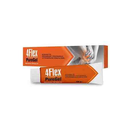 4Flex Pure gel  100ml stawy