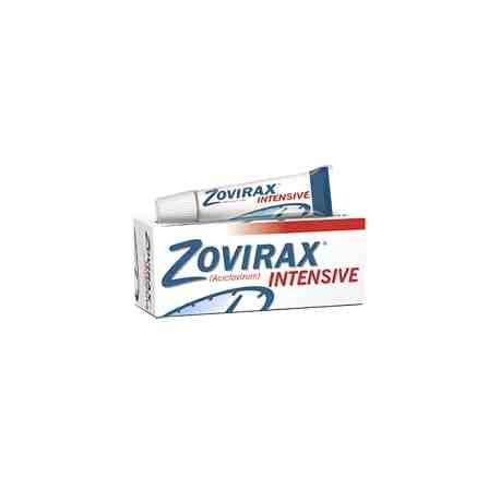 Zovirax Intensive krem 5g