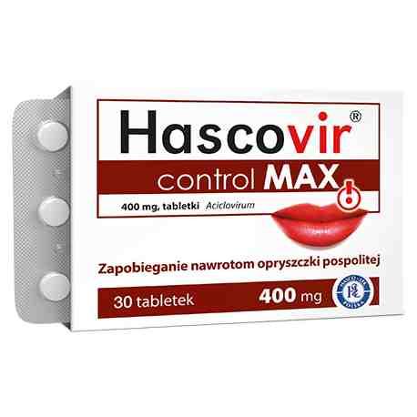 Hascovir Max control