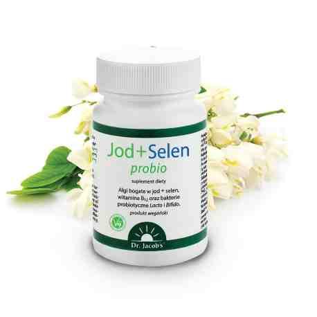 Dr Jacobs Jod +Selen probio