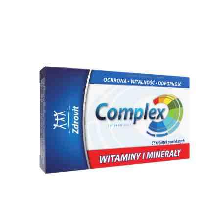 Zdrovit Complex Mutlivitamina x 56 tabl.