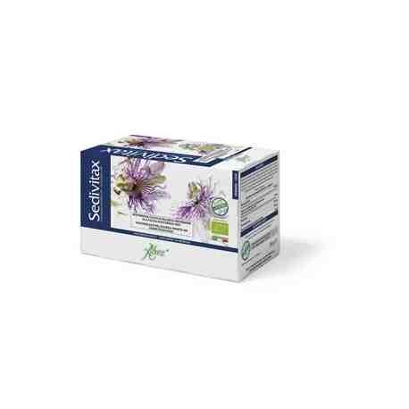 Sedivitax Bio Herbata 34 g fix 1,7g 20tore