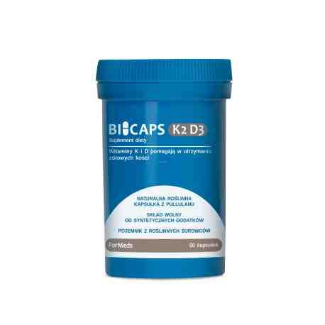 BICAPS K2 D3 x 60 kaps