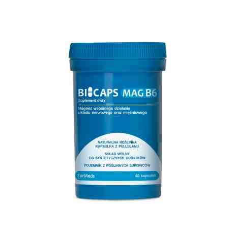 BICAPS MAG B6 x 60 kaps.