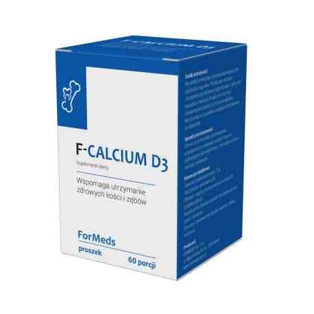 F-CALCIUM D3 prosz. 60 daw.