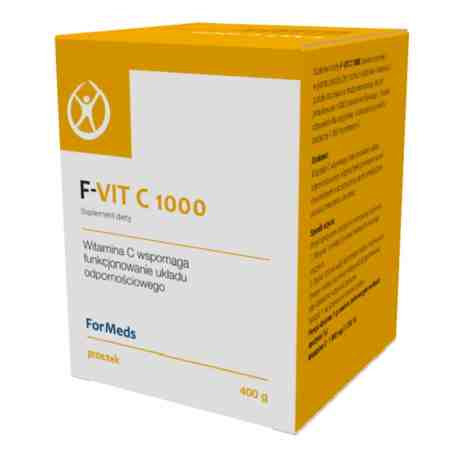 F-VIT C 1000 prosz. 400 g