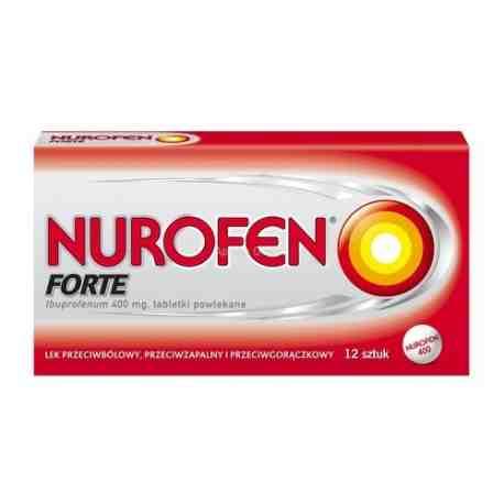 Nurofen Forte 400 mg x 12 tabl.