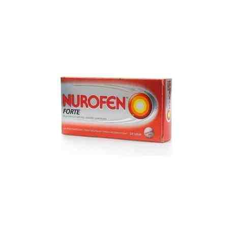Nurofen Forte 400 mg x 24 tabl.