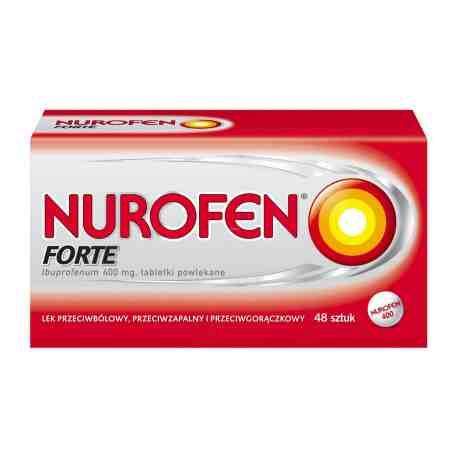 Nurofen Forte x 48 tabl.