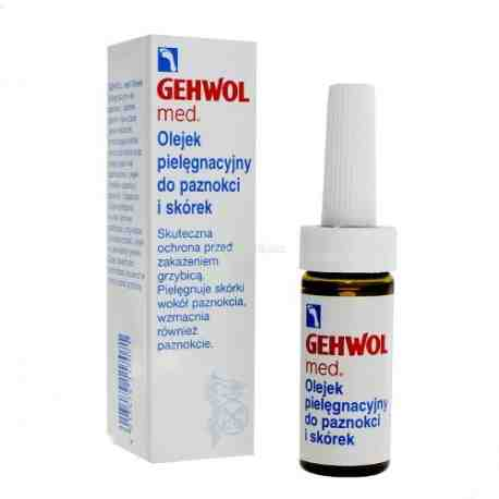 GEHWOL Olejek pielęg.d/skórek 15 ml