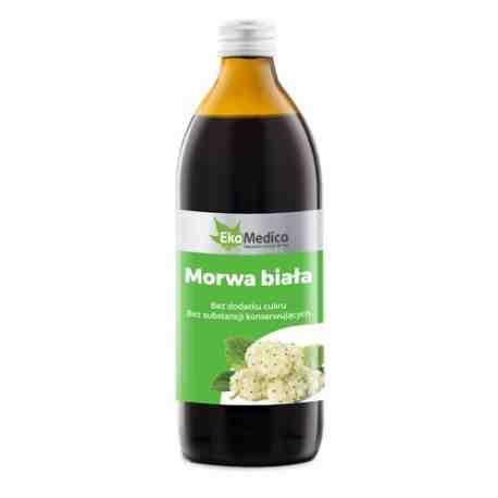 EkaMedica Morwa biała płyn 500 ml
