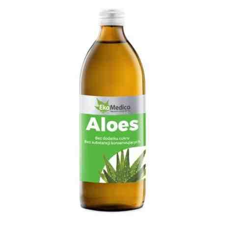 EkaMedica Aloes sok 500ml