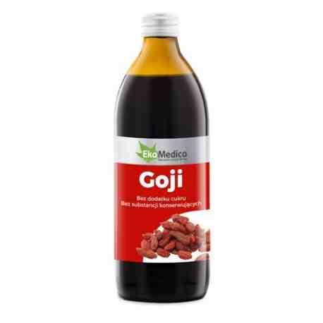 EkaMedica Goji sok 500 ml