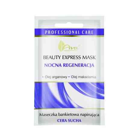 AVA Beauty Express Mask Nocna regeneracja