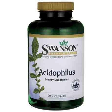Acidophilus 1mld CFU 100 kaps. SWANSON