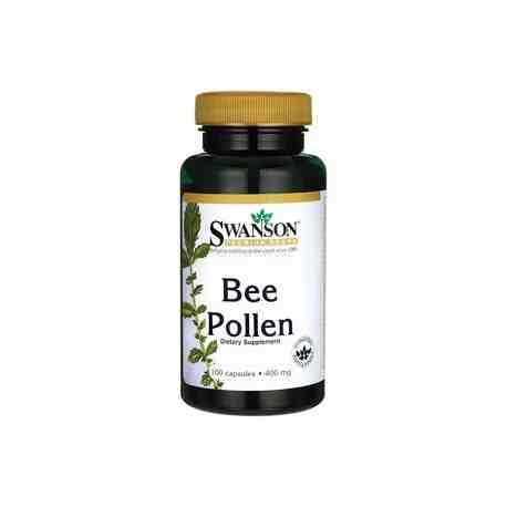 Bee Pollen (pyłek pszcz.) 100kaps. SWANSON
