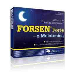 Olimp Forsen Forte z melatoniną kaps. 0,74