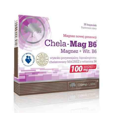 Olimp Chela-Mag B6 kaps. 60 kaps.